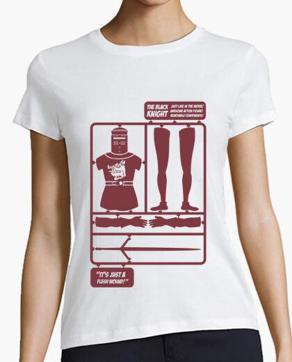 Camiseta El Caballero Negro