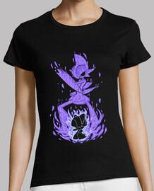 el caballero psíquico dentro - camiseta de mujer