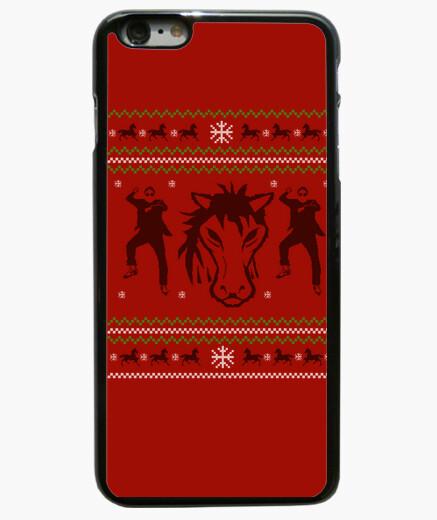Funda iPhone 6 Plus / 6S Plus El caballo -navidad-