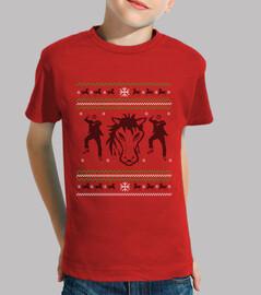 El caballo -navidad-