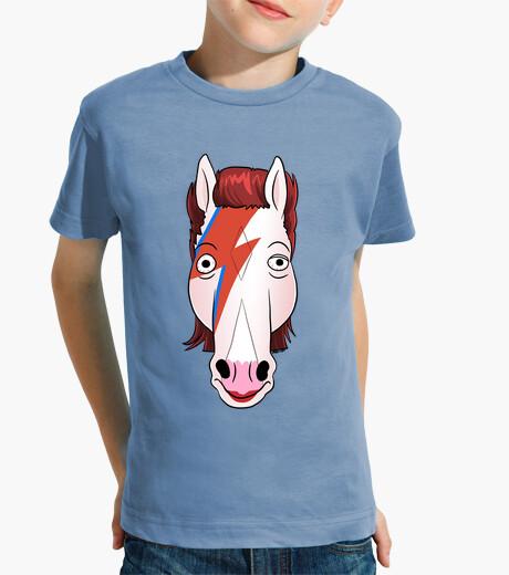 Ropa infantil el caballo que cayó en la tierra