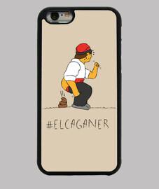 El Caganer- Funda iPhone 6