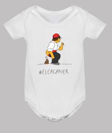 El Caganer - Body nadó amb pigments ecològics