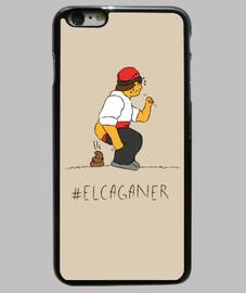 El Caganer - Funda iPhone 6 PLUS