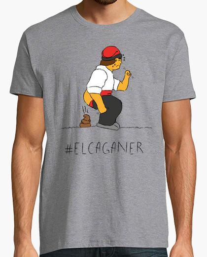 Camiseta El Caganer - Samarreta de noi, qualitat extra