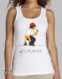 El Caganer - Samarreta de noia, sense mànigues