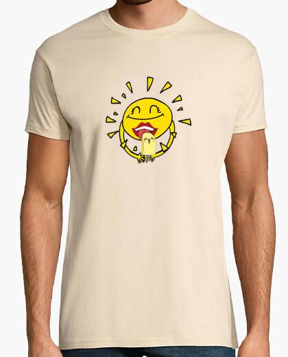 Camiseta El calor del sol