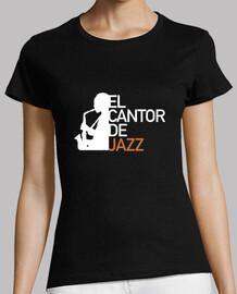 El Cantor de Jazz - Logo