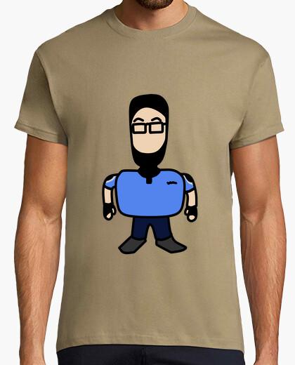 Camiseta El Capitán Protección