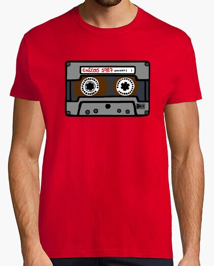 Camiseta El Cassette