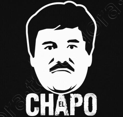 El chapo guzm n t shirt 1432459 urbanwear for Chapo guzman shirt brand