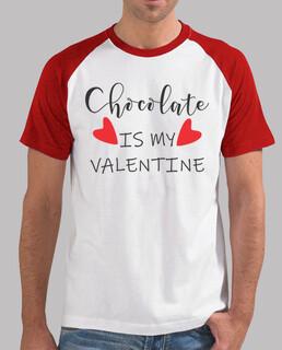 EL CHOCOLATE ES MI SAN VALENTÍN. Porque se siente