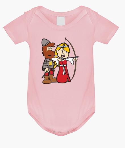 Ropa infantil El Cid Campeador y Jimena