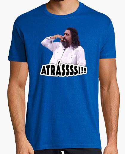Camiseta El Cigala - Atrásss!!!