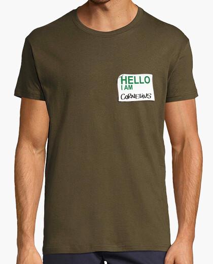 Camiseta El Club de la Lucha - Cornelius