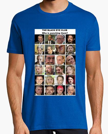 Camiseta El club de los ojos morados