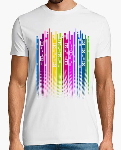 Camiseta el color es música