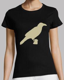 El Cuervo Plateado (Mujer)