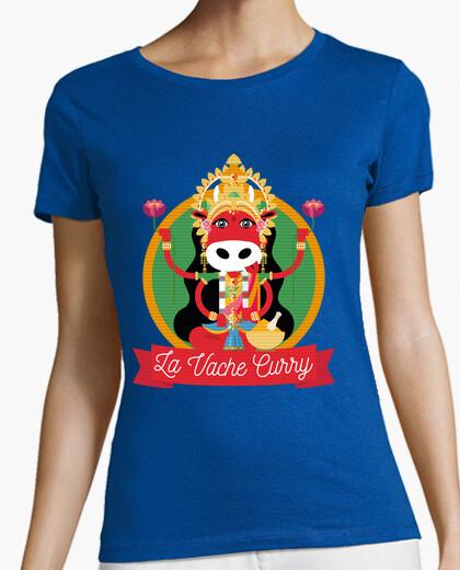 Camiseta el curry de vaca