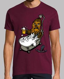 El descanso del Wookiee