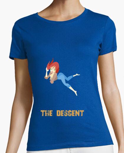 Camiseta el descenso