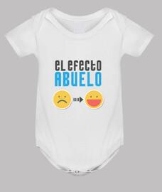 El Efecto Abuelo Bebé