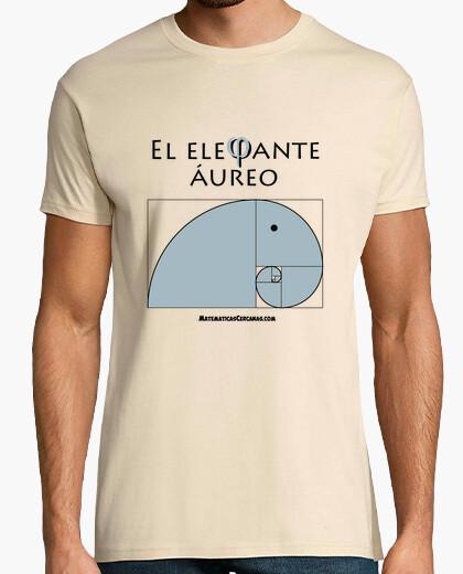Camiseta El elefante áureo