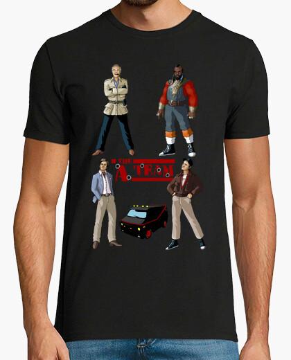 Camiseta El Equipo A