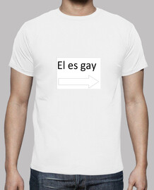 El es gay blanco