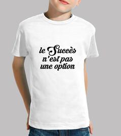 el éxito no es una opción