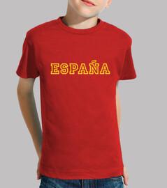 El Falso 9 de España (trasera) Niño