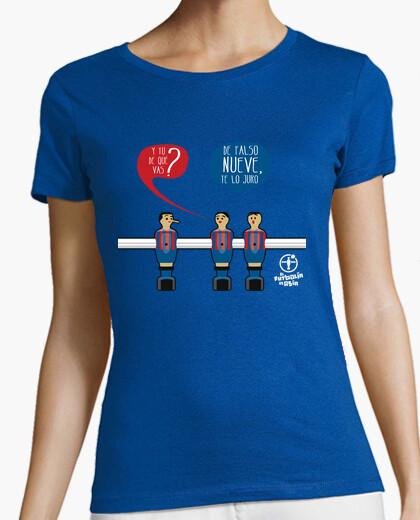 Camiseta El Falso Nueve