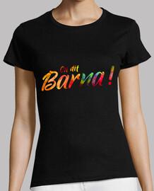 el festival - diciamo barna! (colorata) donna