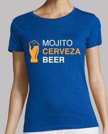 El Festival - Mojito cerveza beer amigo femme
