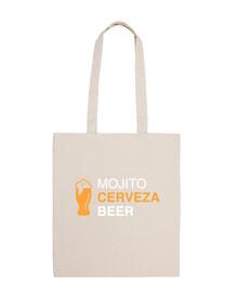 el festival - mojito cerveza cerveza amigo bolsa