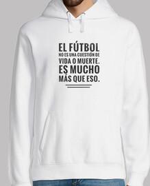El fútbol no es una cuestión de..