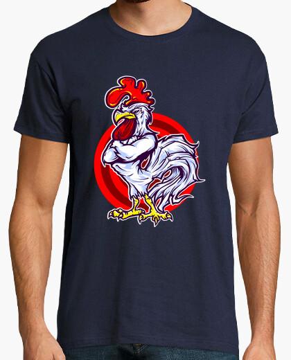 Camiseta El Gallo Loco