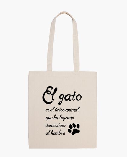 Bolsa El gato domesticador