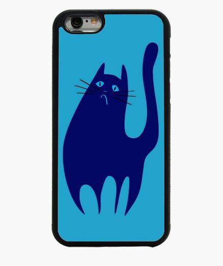 Funda iPhone 6 / 6S El Gato Triste y Azul
