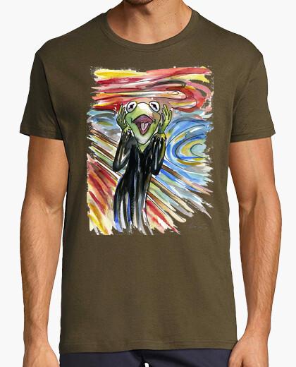 Camiseta El Grito de Gustavo
