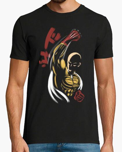 Camiseta el heroe de amarillo