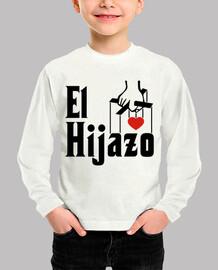 El hijazo (El Padrino) FONDO CLARO