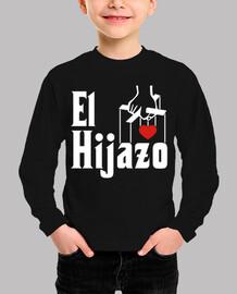 El hijazo (El Padrino) FONDO OSCURO