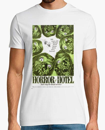Camiseta El hotel del terror