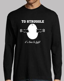 El huevo luchador