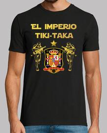 El Imperio Tiki-Taka (España)