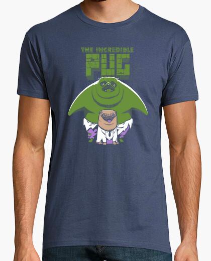 Camiseta El Increíble Pug