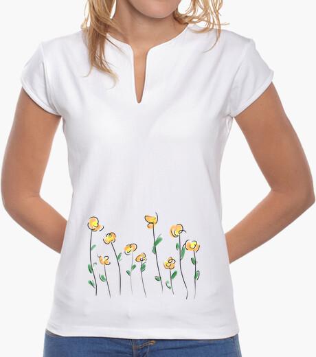 Camiseta El jardín