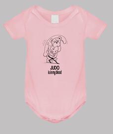 el judo está en mi sangre nº581001