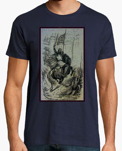 Camiseta El Legendario Rey Arturo